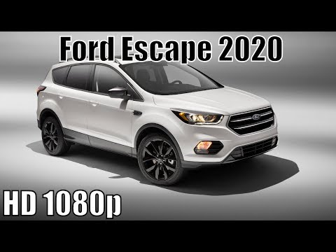 Ford Escape 2020 | New 2020 Ford Escape Spied Review - Interior And Exterior