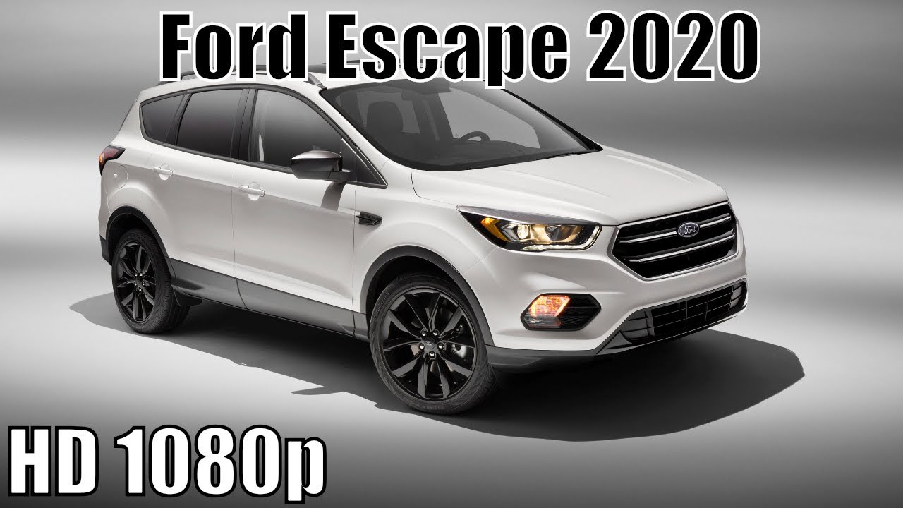 Ford Escape 2020 New 2020 Ford Escape Spied Review Interior And