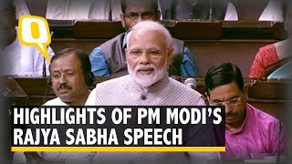 Jharkhand Lynching, Encephalitis and More: Highlights of PM Modi's Rajya Sabha Speech   The Quint