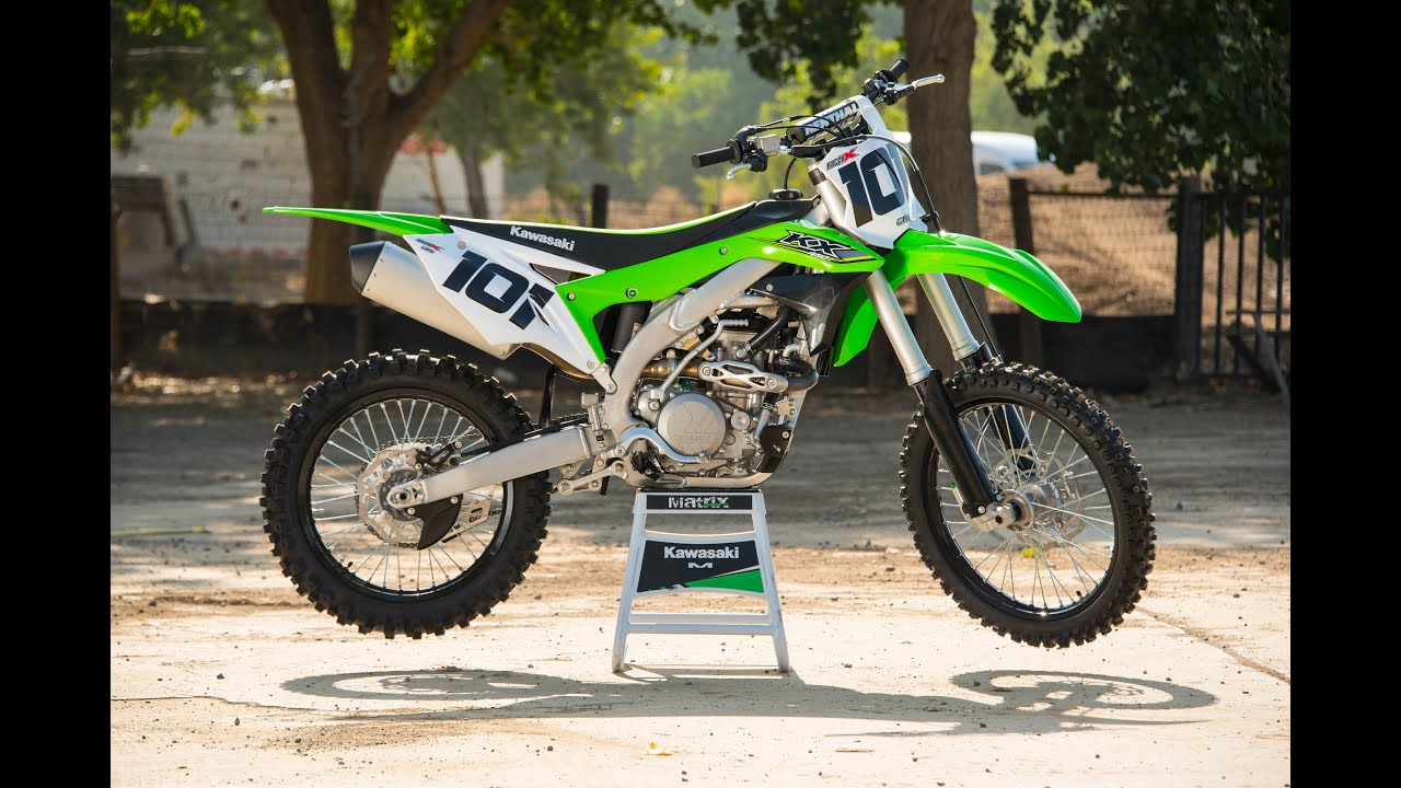 What Is The Kawasaki Dirt Bike With A Headlight