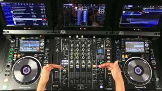 Pioneer dj tour 1 system first look & review