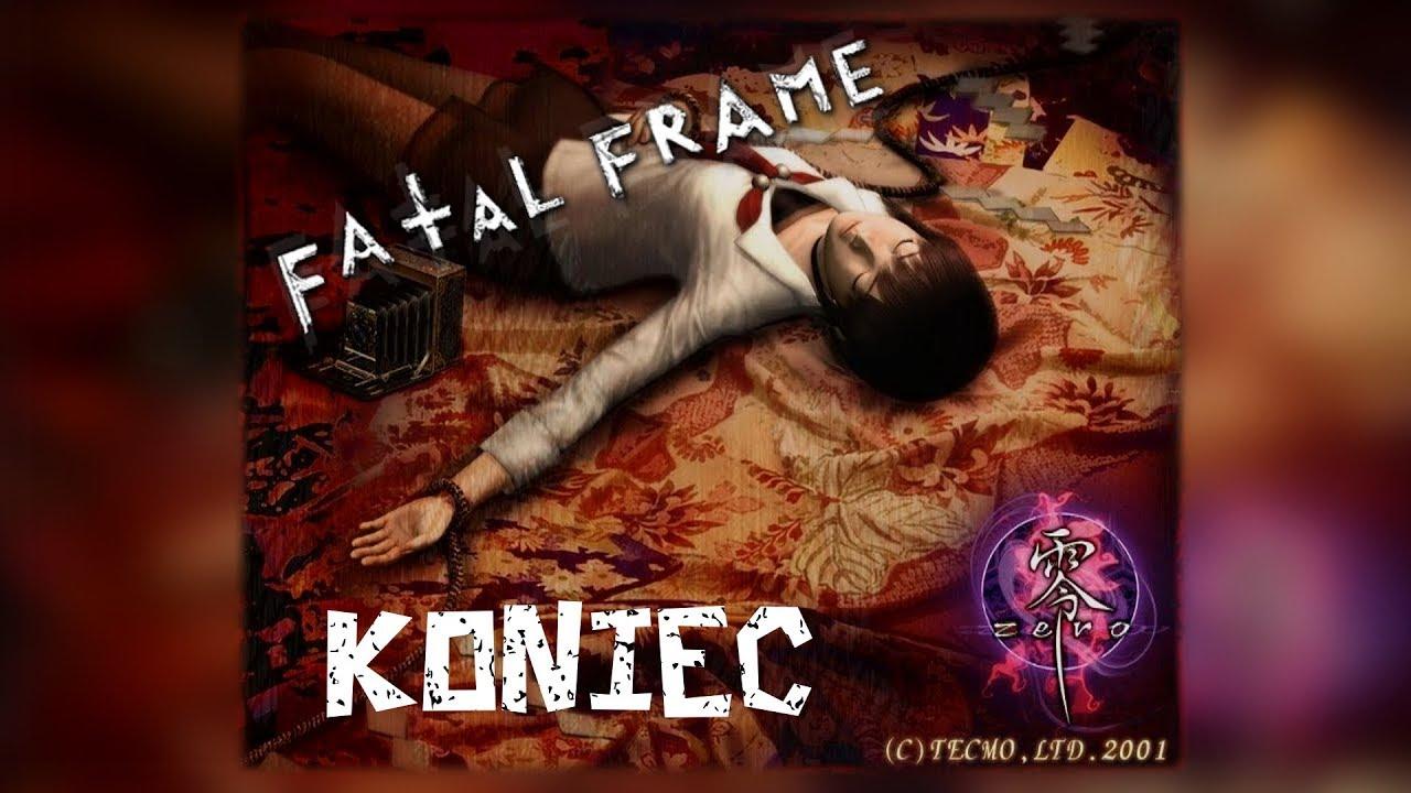 [ZAGRAJMY W] Fatal Frame / Project Zero #Koniec
