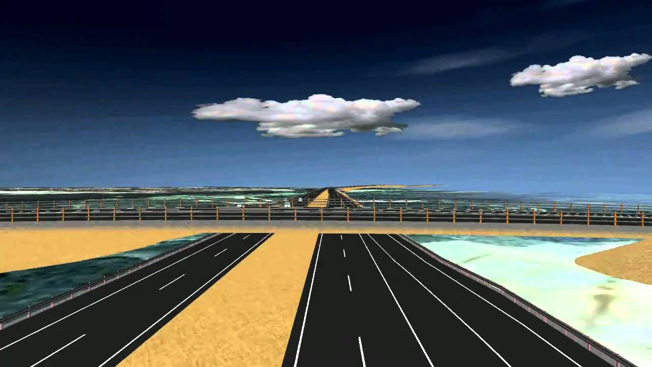 animaci n realizada con virtual 3d para proyecto de carreteras youtube. Black Bedroom Furniture Sets. Home Design Ideas