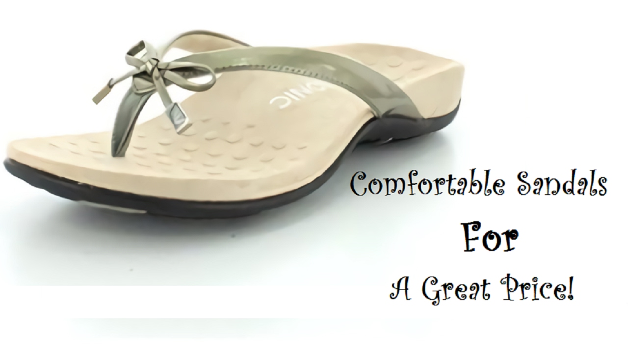 Watch This Women S Sandals Good For Plantar Fasciitis
