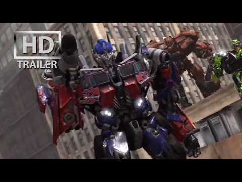 Transformers 3 Dark of the Moon | OFFICIAL Multiplayer Reveal Trailer (2011)