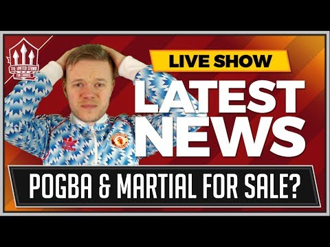 MOURINHO Ready To Sell POGBA! MAN UTD News Now