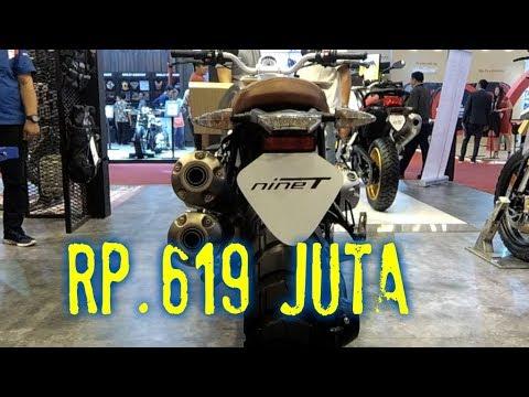 Rp 619 Juta, BMW R NineT Scrambler - BMW Motorrad Indonesia