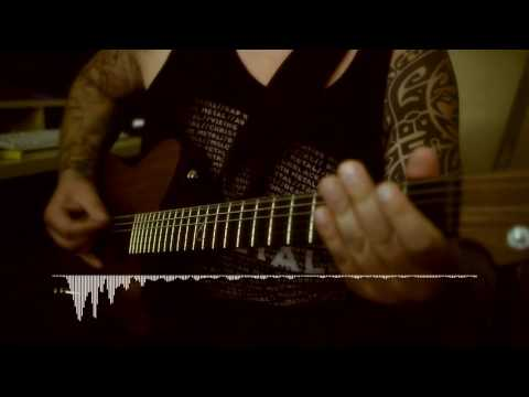 CURSED BY  THE FALLEN - DECISIONS (guitar playthrough video) mp3