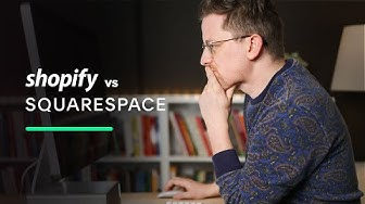 Squarespace vs Shopify? Showdown!