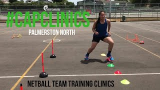 CAPAthletes: Palmerston North Netball Clinic 2017, NETBALL| CLINIC