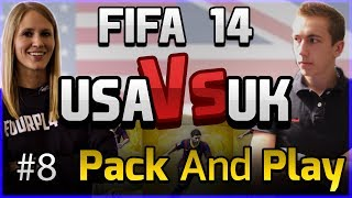 FIFA 14   UK VS USA PACK AND PLAY #8