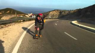 Longboarding - LongTreks Morocco - Trailer
