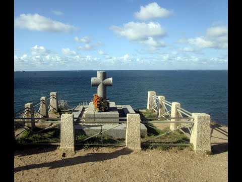 Le maree di Saint-Malo (Nord Bretagna, France)