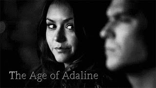 Age of Adeline trailer || Tvd style
