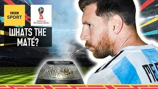 What is mate and why do so many footballers drink it? - World Cup 2018 - BBC Sport