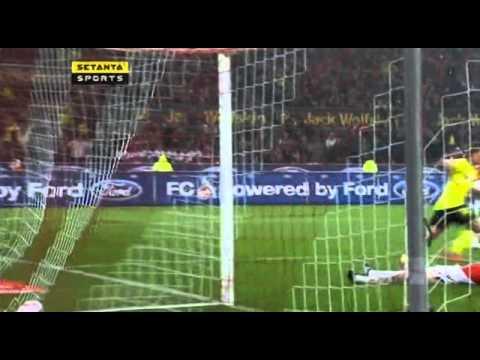Nuri Sahin V Lukas Podolski