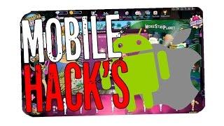 3 MOBILE MovieStarPlanet HACK'S für das TABLET!!!