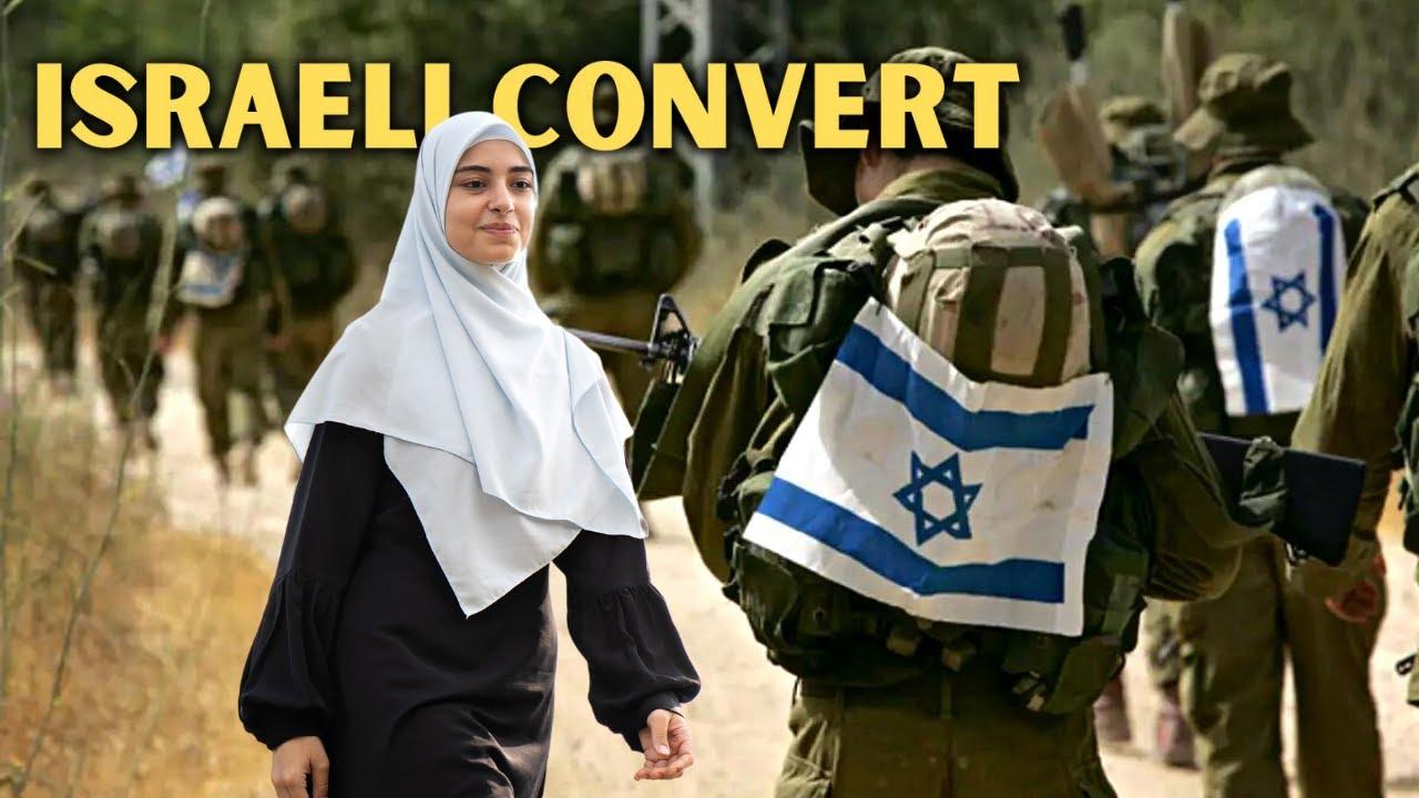 Bravest 16 year old Muslim Convert in Israel!