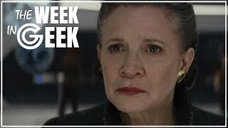 The Last Jedi & Justice League Trailers, Creed 2, & Rebels Season 4 | The Week In Geek | 10.13.17