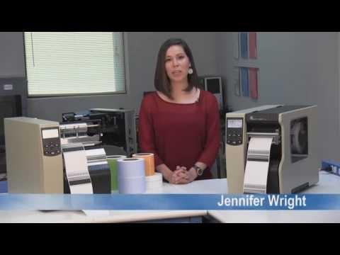 Direct Thermal vs. Thermal Transfer Printing