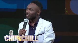 Churchill Show- The Good Times
