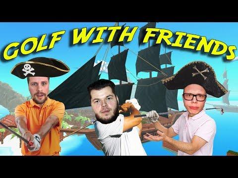 FIGGEHN FÅR REVANSCH | Golf with your friends med Polski