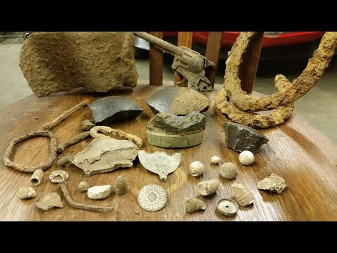 Metal Detecting Missouri for Civil War Relics & trying out the NEL Tornado Coil on my AT Pro