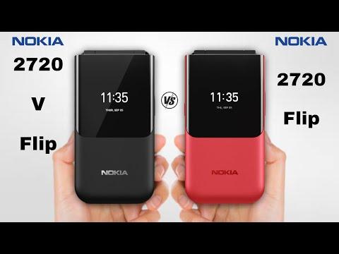 Nokia 2720 V Flip Vs Nokia 2720 Flip