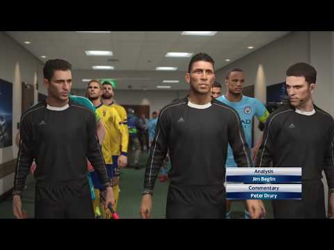 UEFA Champions League   Last 16   Manchester City V Juventus