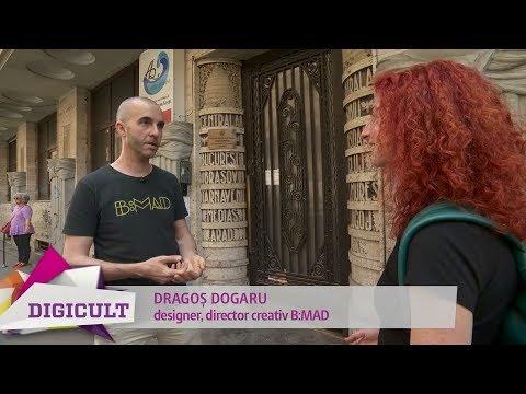Bucharest / Bucureşti Art Deco / DIGICULT / 22.06.2019