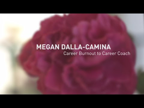 Megan's story: from career burnout to career coach