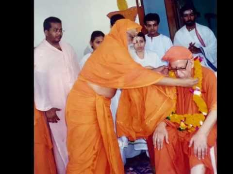 Sri Gurustotram - dedicated to Swami Dayananda Saraswati - by Ätmaprajnänanda Saraswati