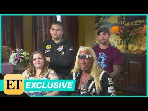 Mel Taylor - Duane 'Dog' Chapman and Kids Talk Life After Beth's Death