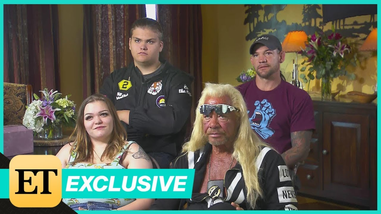 Download Duane 'Dog' Chapman and Kids Talk Life After Beth's Death (Full Interview)