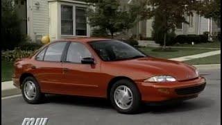 MotorWeek | Retro Review: '95 Chevrolet Cavalier