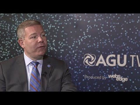 Interview with the Director of the Arctic Research Program, NOAA - AGU 2017 Fall Meeting