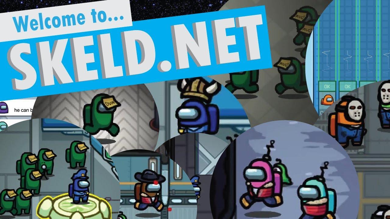 Among Us Zombie Mode Skeld Net Mods The Helpful Gamer