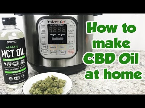 Instant Pot CBD Oil - So easy - Try it!