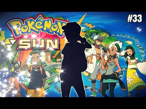 Pokemon SUN (odc. 33) - NOWY MISTRZ LIGI POKEMON !