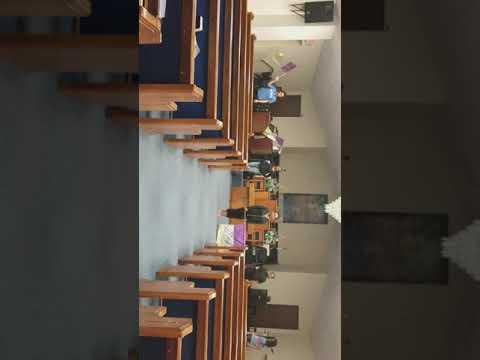 Gospel Hill praise dance
