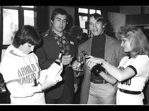 He Was In 15 Arnold Schwarzenegger movies : SvenOle Thorsen