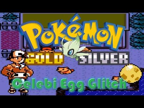 Pokémon Gold/Silver - Celebi Egg Glitch Tutorial