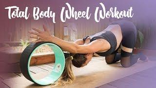 Yoga Wheel Flow: Total Body Workout