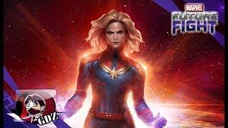 แพทช์กัปตันมาร์เวล ส่องตัวละครใหม่ - Marvel Future Fight