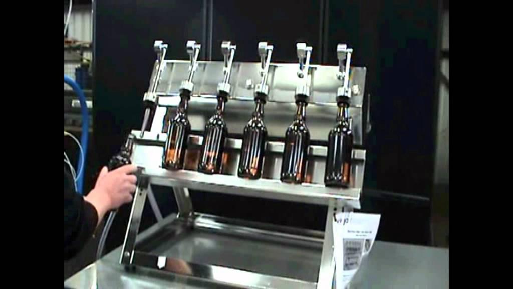 Fillers Wine equipment bottling