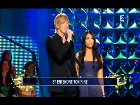 "Anggun and Thierry Amiel - Mistral Gagnant on ""N'oubliez pas les paroles"""
