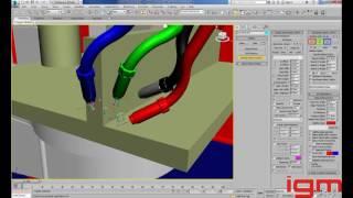 igm PV offline training video 05 SeamCreator create SearchDrives