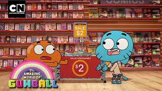 The Re-Run | Gumball | Cartoon Network