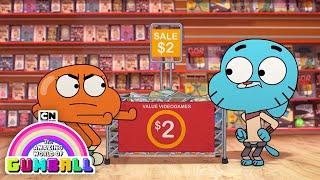 The Re-Run | Gumball | Cartoon Network