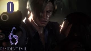 Resident Evil 6 Walkthrough (ITA)-0- Una lunga notte